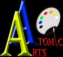 Atomic Arts Free banners, buttons and graphics